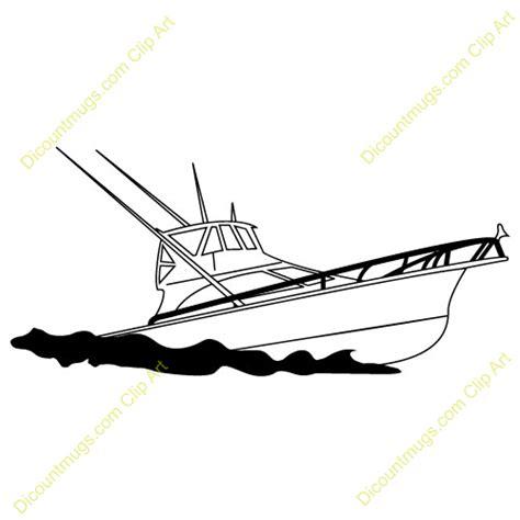 sport fishing boat art sport fishing boat clip art clipart panda free clipart
