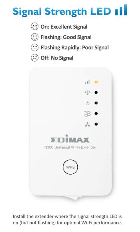 resetting wifi extender edimax ew 7438rpn universal wi fi extender n300 digital