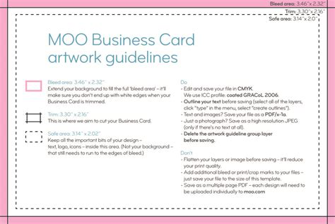 moo business card template sketch freebie download free resource