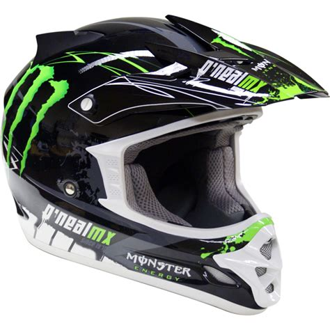 monster motocross helmet oneal 709r tim ferry monster energy motocross helmet l ebay