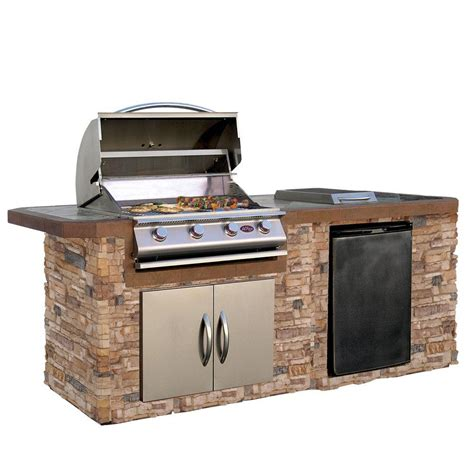 prefab outdoor kitchen grill islands awesome kitchen prefab outdoor kitchen grill islands