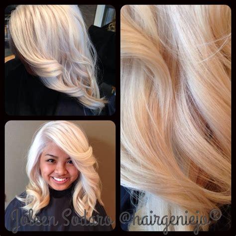 olaplex on pinterest color correction platinum blonde and fuller h 18 best images about olaplex on pinterest i did it