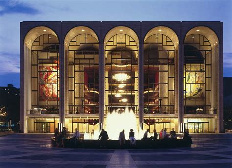 metropolitan opera house architecture for music metropolitan opera at lincoln center a musical promenade