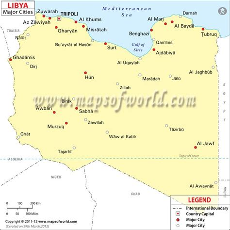 libya map with cities 301 moved permanently