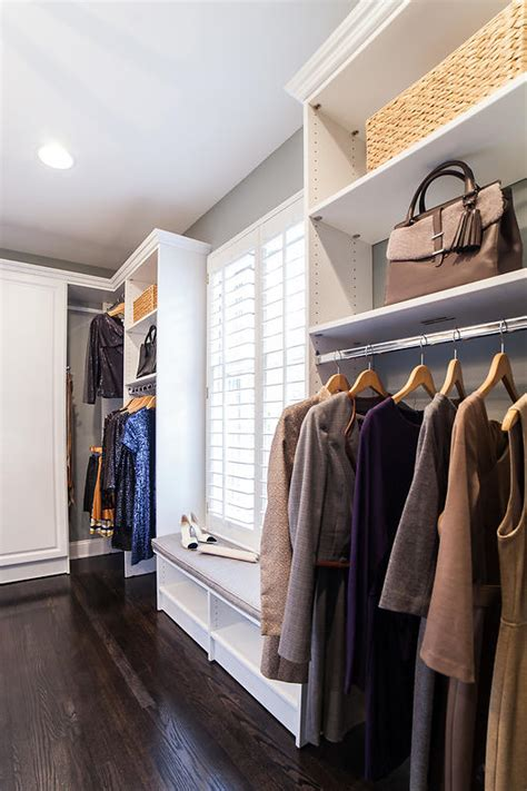 custom walk in closets design home storage solutions in