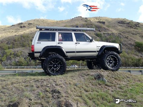 jeep cherokee off road tires jeep cherokee maverick d262 gallery fuel off road wheels