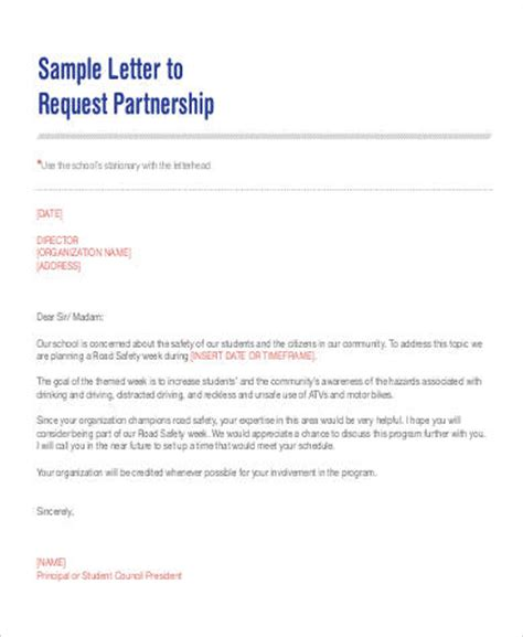 Request Letter Format In Pdf Request Letter Sles