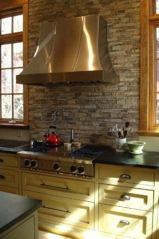 Kitchens With Stone Backsplash 17 best ideas about stone backsplash on pinterest faux