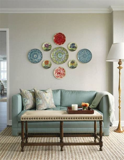 decorative plates to hang on wall best 25 plates on wall ideas on plate wall