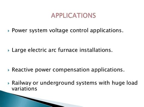 induction generator reactive power compensation power quality ppt