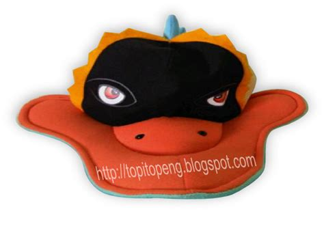 Topi Animal Hat Srigala White Topi Hewan Karakter Boneka catalogue topi karakter binatang animal character hats hat mask bandana puppet