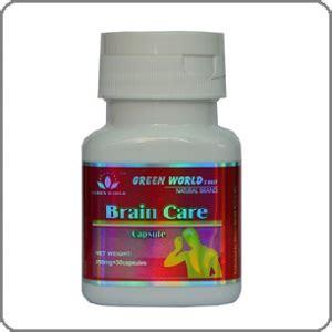Green World Cow Colostrum Herbal Kesehatan Otak Suplemen brain care capsule