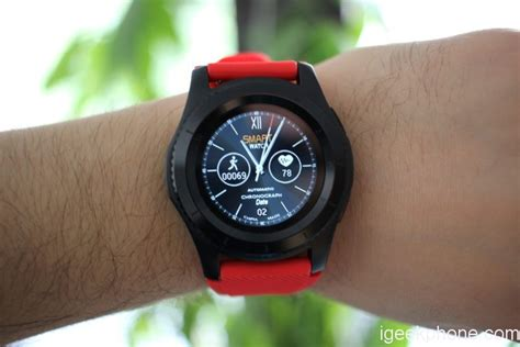 Smartwatch No 1 G8 no 1 g8 review budget smartwatch with multimode removable straps