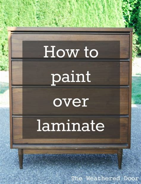 painting over laminate can you paint particle board how to paint over laminate and why i love furniture with