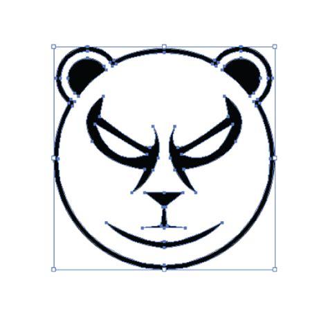 tutorial logo dengan adobe illustrator membuat maskot logo ilustratif dengan adobe illustrator