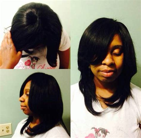 weave no leave out hairstyle brazillian 17 best images about weave on pinterest follow me