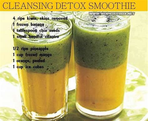Best Detox Shakes by 17 Best Images About Detox Smoothie Weight Loss On