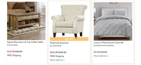 deals furniture and rugs wayfair end of year outlet sale save up to 70 accent furniture rugs bedding kitchen