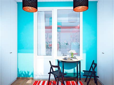 Ideas blue themed dining room second sun co