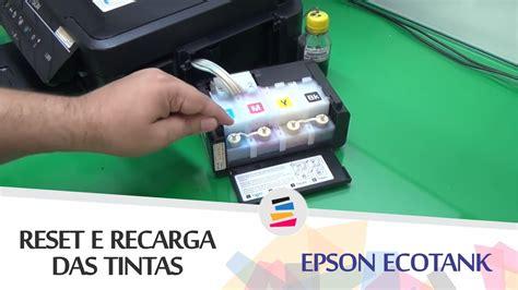 reset epson l800 tinta tutorial dica r 225 pida sobre reset e recarga das tintas