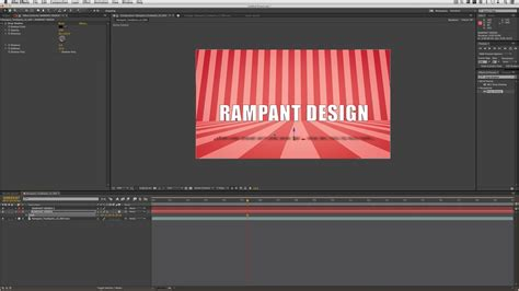 5 Cool Things To Do With Rant Design Text Backs In Adobe After Effects Cc Things After Effects Template