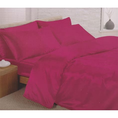 Duvet Cover And Sheet Set Charisma Satin Bedding Set Duvet Cover Fitted Sheet