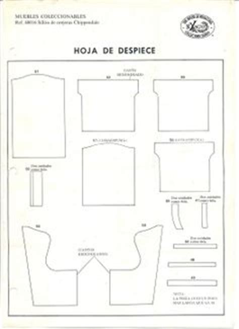 cards dollhouse template 1000 images about chair on