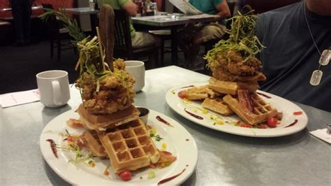 hash house a go go locations waffles fried chicken picture of hash house a go go las vegas tripadvisor