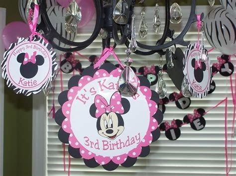 printable minnie mouse party decorations minnie mouse party supplies