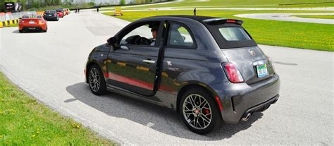fiat note 2014 fiat abarth 500c wins exhaust note on