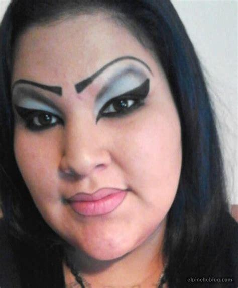 tattoo eyebrows messed up 42 personas con las cejas mas feas del mundo alguien