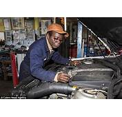 C&233phas Bansah Is A Full Time German Mechanic And Part