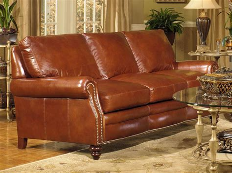 bradington leather sofa warning leathergroups custom and in stock