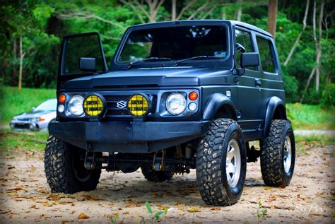 Suzuki Jimny Road Modifications Suzuki Jimny Road Modifications Html Autos Weblog