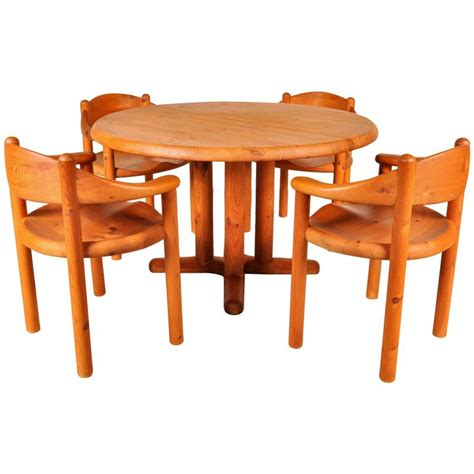 10 chair dining room set dining set by rainer daumiller for hirtshals sawmill denmark circa 1960 at 1stdibs