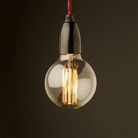 Lights Bulbs by Edison Light Bulb Pendants Ls Ideas