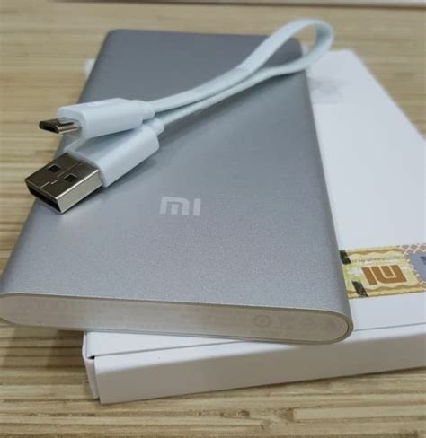 Powerbank Xiaomi 30 000 Mah jual powerbank xiaomi 5000mah original portable charger
