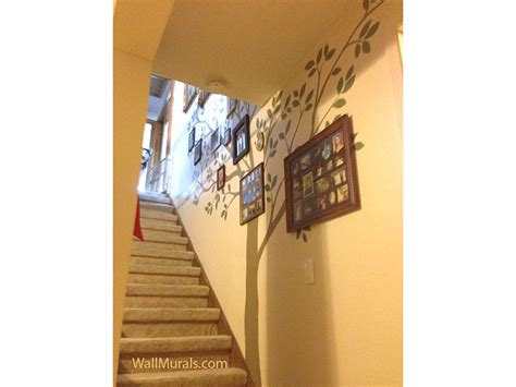 Family Wall Murals tree wall murals 50 hand painted tree wall mural examples