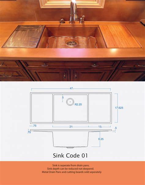 concrete kitchen sinks 100 kitchen sinks san diego ibuild