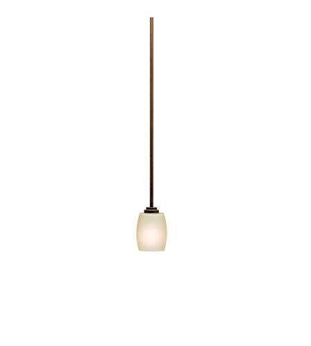 kichler mini pendant 1 light 42484 old bronze for kitchen kichler lighting eileen 1 light mini pendant in olde