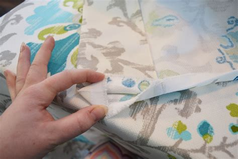 how to sew drapes with grommets how to make unlined diy drapes with an easy grommet top