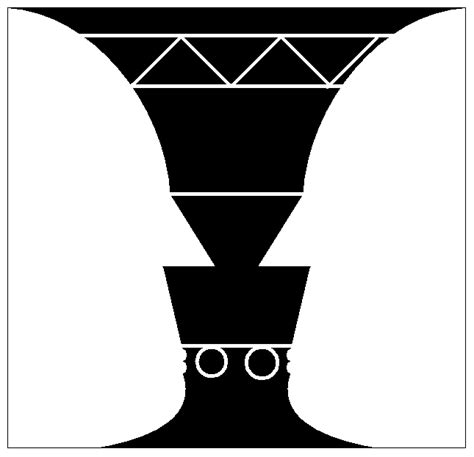 Or Vase Optical Illusion by File Optical Illusion Vase 2 Png Wikimedia Commons