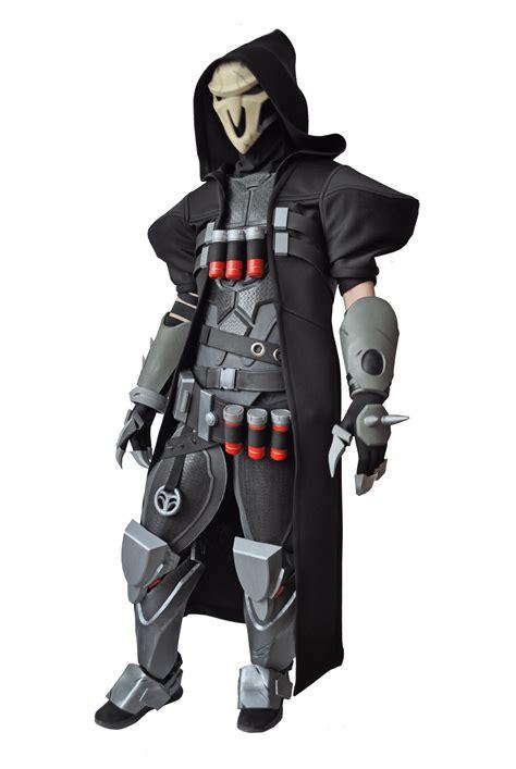 reaper set replica overwatch reaper costume  sale
