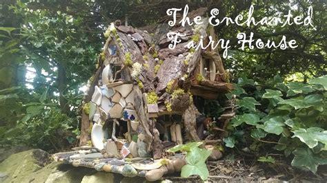 fairy house best fairy house ever binky s enchanted fairy house youtube