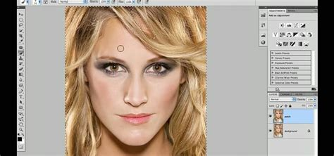photoshop cs5 tutorial remove background hair how to remove background in photoshop cs5 hair