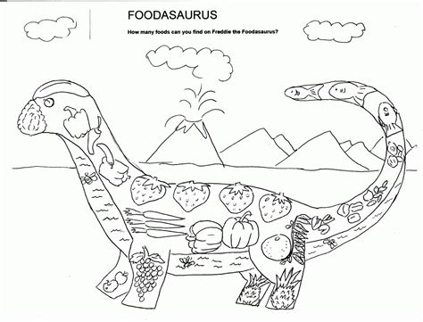 Food Drive Coloring Pages Coloring Home Food Groups Coloring Pages