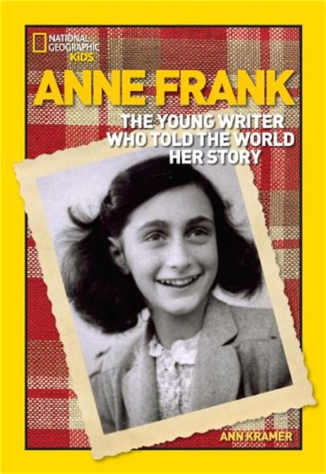 anne frank national geographic read across america day amy hirschamy hirsch