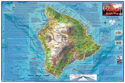 printable road map big island hawaii hawaii big island guide map franko s fabulous maps of