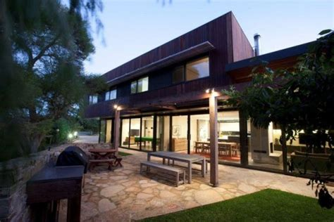 challenging eco friendly house in australia point
