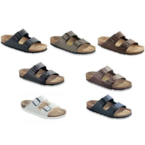 birkenstock arizona sandals birko flor white brown blue black narrow regular ebay